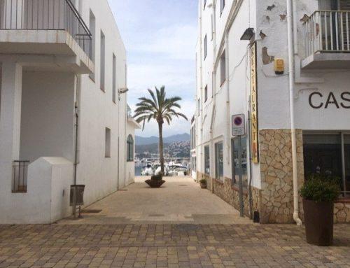 Wandelvakantie Catalonië mei 2019 dag 2 (Portbou naar Llança)