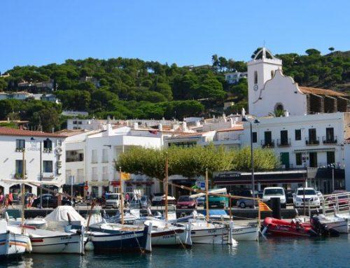 Wandelvakantie Catalonië mei 2019 Dag 3 (Llança naar Cadaques) 20km