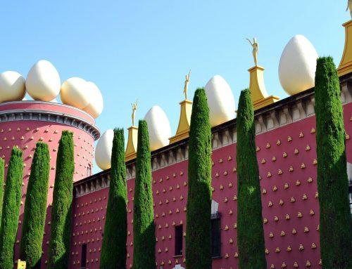 Wandelvakantie Catalonië mei 2019 Dag 5 Roses naar Castello d'Empuries (11,5 km)